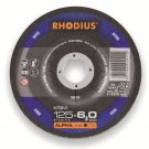 Rhodius afbraamschijf KSM 230x7mm.