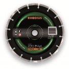 Rhodius LD40 diamantzaagblad 230mm