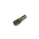 Plankdrager lepel model 5mm vernikkeld 100 stuks