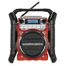 Perfectpro Workbox bluetooth bouwradio