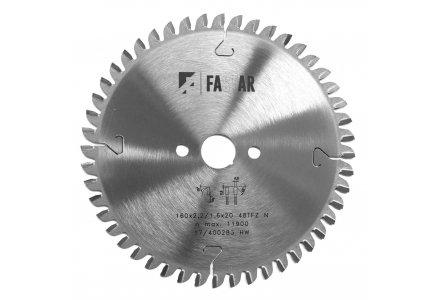 FASTAR HM cirkelzaagblad 160x20x48 TFZ N