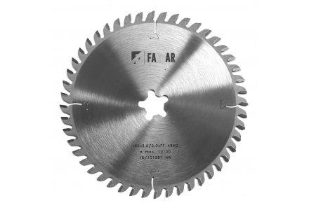 FASTAR HM cirkelzaagblad FAST FIX 190x20x48 WZ