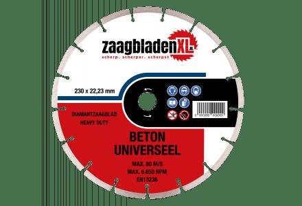 Zaagbladenxl diamantzaagblad universeel 230mm