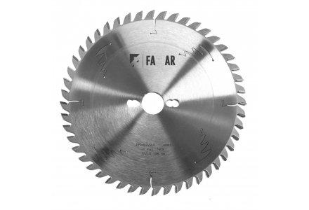 FASTAR HM cirkelzaagblad 250x30x48 WZ