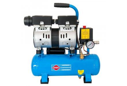 Airpress L 6-105 Silent olievrije geluidsgedempte compressor
