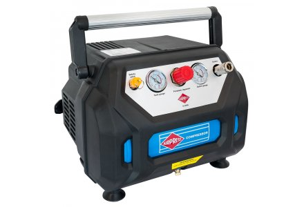 Airpress compressor H 215/6 6 liter 8 bar olievrij