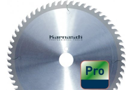Karnasch HM Cirkelzaagblad - 250x30 80 tanden