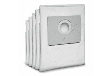 Karcher fleece filterzakken NT 35/1 & NT 361 5 stuks