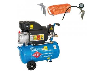 Airpress HL 310/25 compressor set