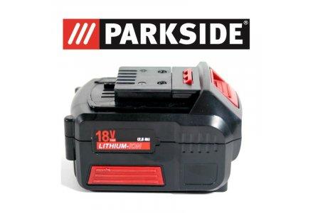 Parkside PWSA 18 A1 accu 18V 2.6 Ah