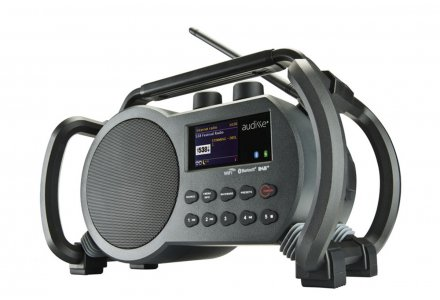 Audisse Netbox wifi internet radio (oplaadbaar)