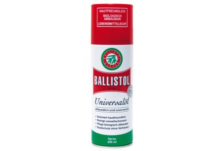 Ballistol Universalöl - Universele olie spray 200ml
