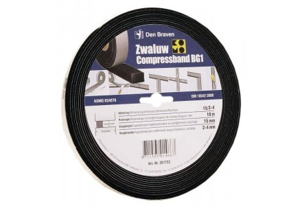 Zwaluw Compress band - 20x30