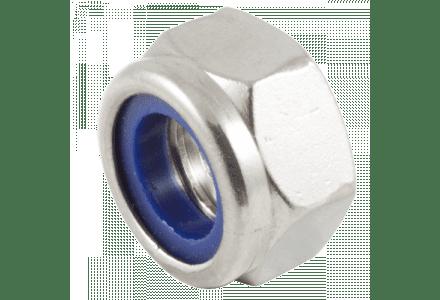 Borgmoeren RVS A2 DIN 985 M5 - 200 stuks