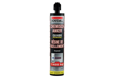 Soudal Chemisch Anker CA 1400