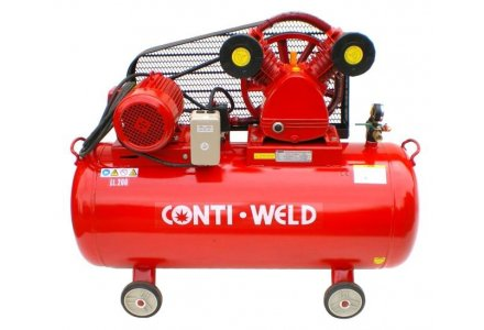Conti-Weld LB200B 4pk 200 liter compressor 400V