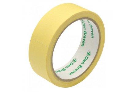 Zwaluw masking tape / afplakband 25mm x 50 meter
