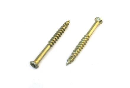 Dribo houtlijstschroeven met kleine 5mm kop 3,5x45 270st.