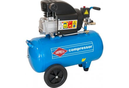 Airpress HL 275-50 compressor 50 liter 8 bar