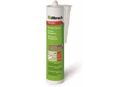 Illbruck FA201 siliconen sanitairkit 310ml