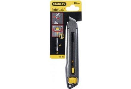 Stanley afbreekmes / stanleymes Interlock 18mm - 165mm, 10-018