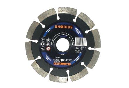 Rhodius LD40 diamantzaagblad 125mm