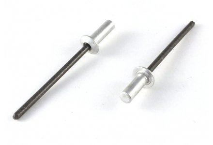 Masterfix gas/waterdichte blindklinknagels 3,2x9,5 alu/staal 500 stuks