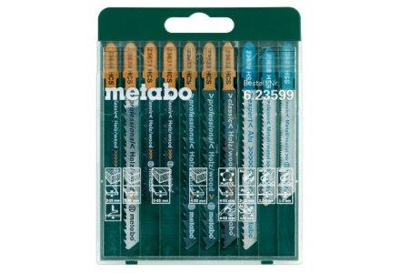 Metabo decoupeerzaagbladenset 10 delig