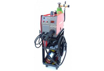 Conti-weld Conti-Mig 161 MA lasinverter + gratis lashelm en trolley