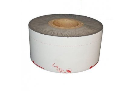 Polifilm beschermfolie voor RVS en aluminium 125mmx500m