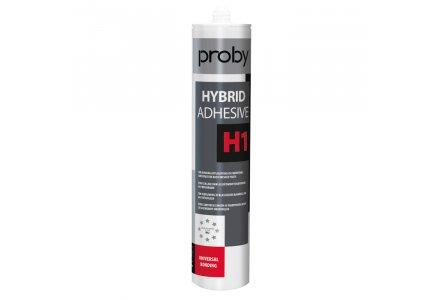 Proby H1 Hybride lijmkit wit 290ml