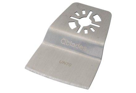 Qblades UN70 multitool Segmentmes Bol - Kit en Lijm - 52mm  (Universeel)