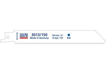 Wilpu 3013-150 reciprozaagblad