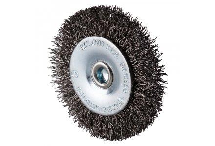 Rhodius radiale staalborstel 100x12x22x6,0