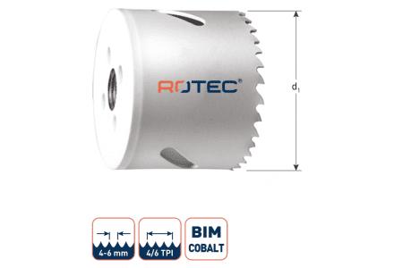 Rotec BiM-Co Gatzaag, normaalvertand (4-6)