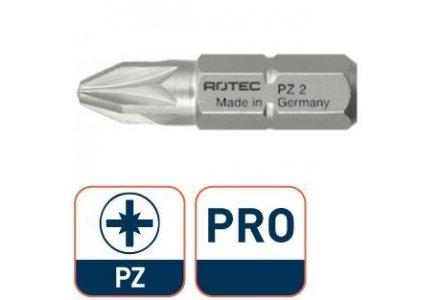 Rotec Pro bit 25mm PZ3