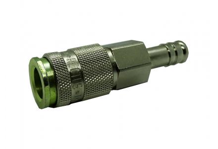 Snelkoppeling QIC 10 slangpilaar 10mm
