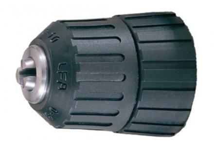 Snelspanboorkop 0,5 - 10 mm. opname 3/8 - 24.