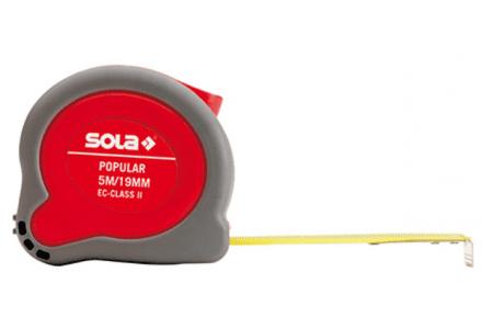 Sola Popular 8M / 25mm - Rolbandmaat