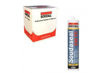 Soudal Soudaseal 240 FC doos 12 kokers (MS-polymer)