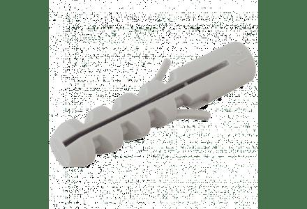 Muurpluggen 6 mm / 100 stuks