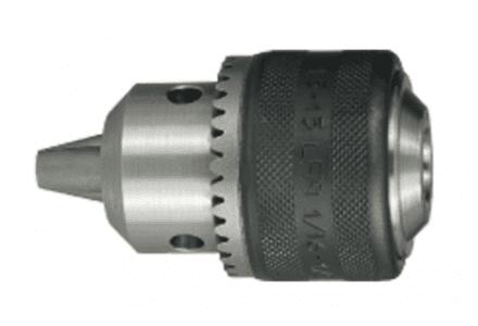 Tandkransboorkop LFA incl. sleutel DIN 6349 0,5 - 10mm opname 3/8 - 24.
