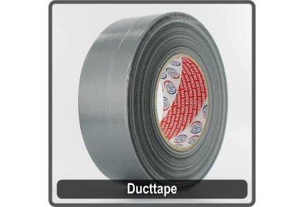 Ducttape universeel 50mmx50m