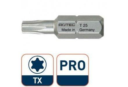 Rotec Pro bit 25mm T8