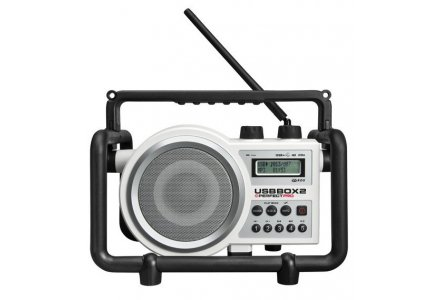 Perfectpro USBBox 2 oplaadbare bouwradio met USB en SD ingang