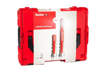 Fischer DuoPower L-BOXX 102 (910-delig)