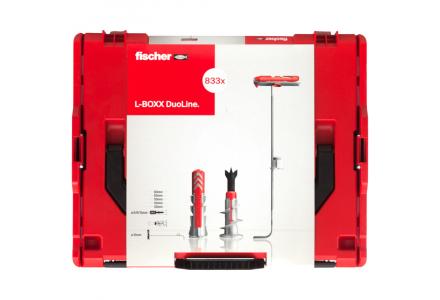 Fischer DuoLine L-BOXX 102 (833-delig)