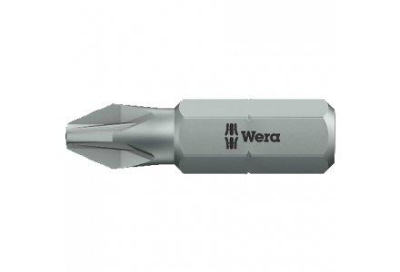 Wera pozidrive bit 25mm PZ1