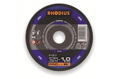 Rhodius doorslijpschijf 150x1,5 mm XT67