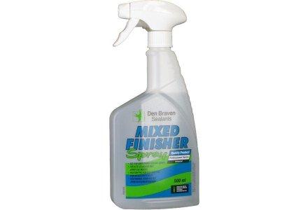 Zwaluw Mixed finisher spray kitzeep